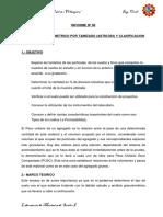 ANALISIS GRANULOMETRICO POR TAMIZADO (ASTM D22) Y CLASIFICACION DE LOS SUELOS