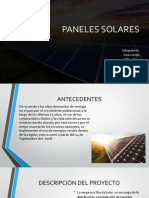 Paneles Solares Ppt