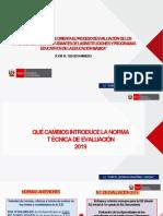 Norma Tecnica Evaluacion RVM 025 2019 Convertido Convertido