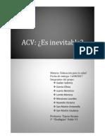 ACV ¿Es Inevitable (1)