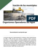 Organismos Operadores Del Agua