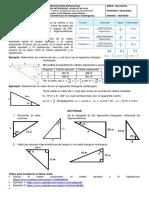 Razones Trigonometricas en Triangulos Rectangulos (1)