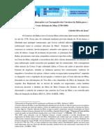 Pilotos, Donos de Embarcações e as Carregações das Carreiras da Bahia para a Costa Africana da Mina (1750-1808)