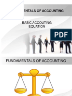 Fundamentals of Accounting 1