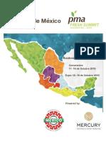 PMA Flyer Pabellón México