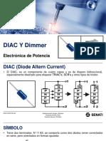 Diac y Dimmer