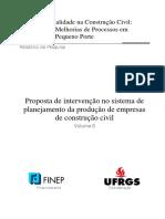 Formoso, Bernardes & Alves - Planejamento Da Produção de Empresas de CC