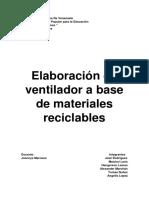 384630100 Proyecto Ventilador Casero Usb