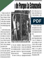 06-06-19 Retiran malla de Parque La Estanzuela