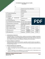 Silabo Hidrologia Basica 2019-2019