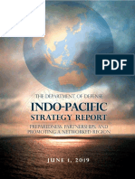Indo Pacific Strategy Report June 2019