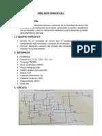 Simulador Hall Informe