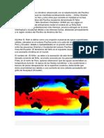 El Niño Es Un Fenómeno Climático Relacionado Con El Calentamiento Del Pacífico Oriental Ecuatorial