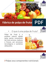 Fábrica de Polpa de Frutas - Pronto