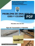 Problema Analisis Unidad I - Ejes y Cojinetes