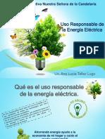 Uso Responsable de La Energía Eléctrica