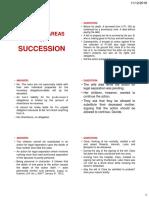 """Atty. Enrique Dela Cruz """"Buko"""" Notes Important Areas in Succession"""