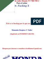 60453869 Shadow VT 700 Manual de Taller Workshop Manual by Damus