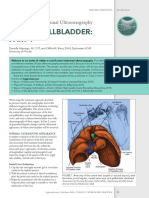 [2016] Small Animal Abdominal Ultrasonography Liver & GallBladder - Part 1