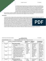 3601 unit planning - google docs
