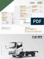 Camion Nhr Reward Euro2