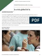 Alternativas a La Crisis Globa