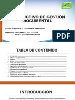 Instructivo de Gestion Documental