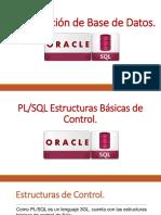 Estructura de Control Oracle