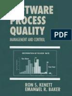 [Computer Aided Engineering (New York, N.Y.), 6.] Alexander Soifer, Branko Grünbaum, Peter Johnson, Cecil Rousseau - Software Process Quality_ Management and Control (1999, CRC Press, Marcel Dekker)