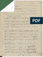 Cuarteto de Cuerdas Debussy Facsimil