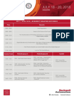 Rockwell Automation Teched Programme