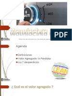 Manufactura Flexible 2019