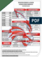 Calendario 2018-2019 Pu Vigente