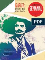 Emiliano Zapata El Tiempo Histrico y El Mito