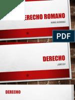1.- Derecho Romano (1)
