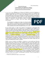 Descartes Ficha 2- Argumentos Escepticos