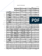 ROAD to the ISLES - Partitura y Partes