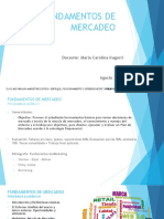 01. Fundamentos de Mercadeo