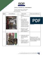 Initial Technical Assessment