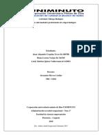Actividad 3 Articulo de Revisión Enfermedades Profesionales de Origen Biologicas