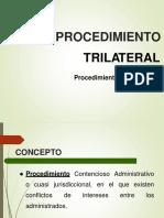 Procedimiento Trilateral
