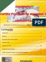 Cartilla Protocolo de Bioseguridad 1
