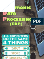 Data Processing Cycle -ICT