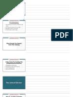 Entrepreneur Planning Slides
