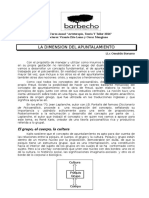 Arteterapia Barbecho La dimensión del Apuntalamiento por Osvaldo Bonano.doc