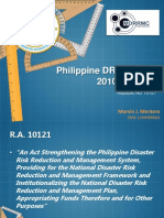 PDRRM act