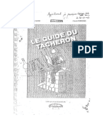Le Guide Du Tacheron
