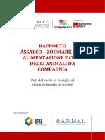 Rapporto Assalco - Zoomark 2011