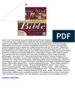 The Living Word Bible Suite