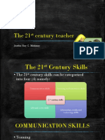 The 21st century teacher.pptx